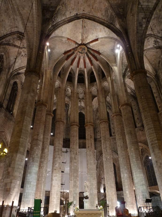barcelona-santa-maria-del-mar