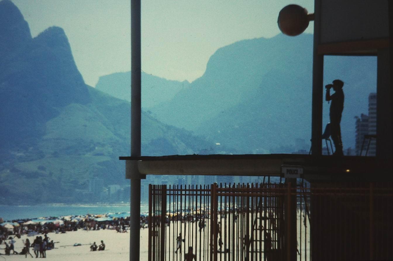 Rio - patrola proti plážovým gangům