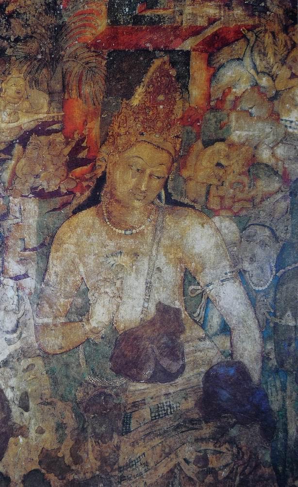 Indie bodhisattva