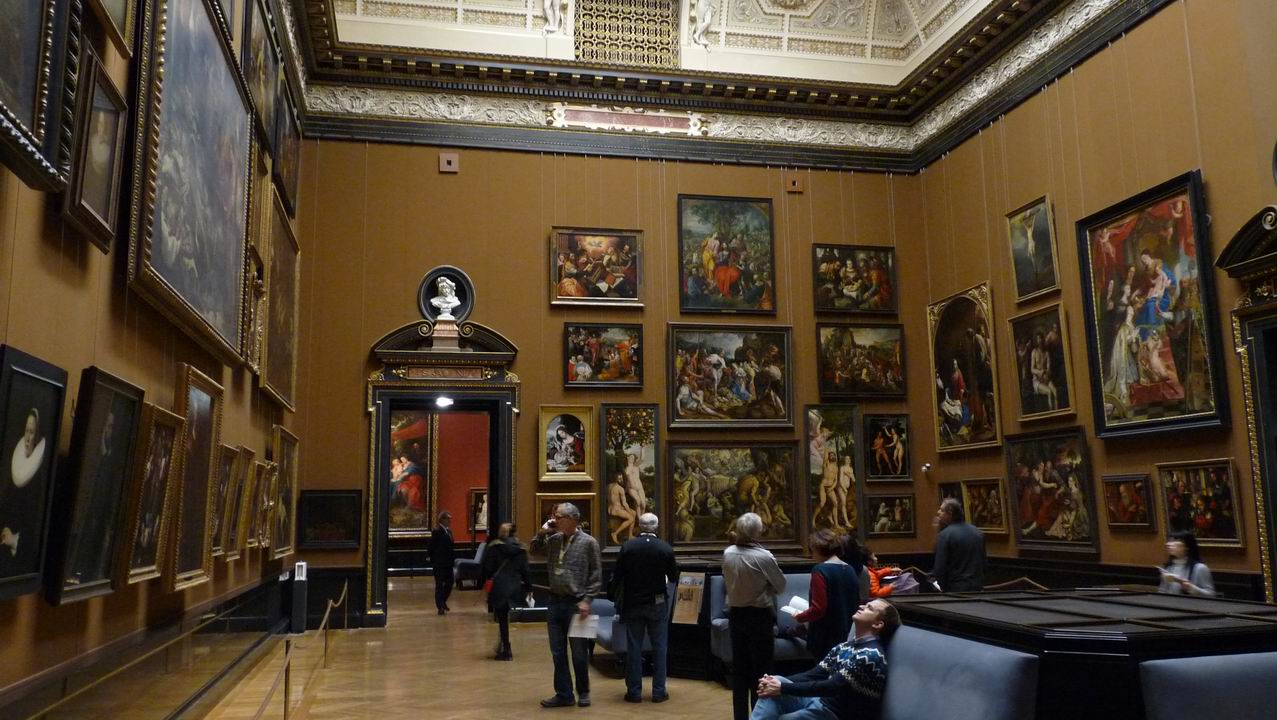 Kunsthistorische Museum, Vídeň