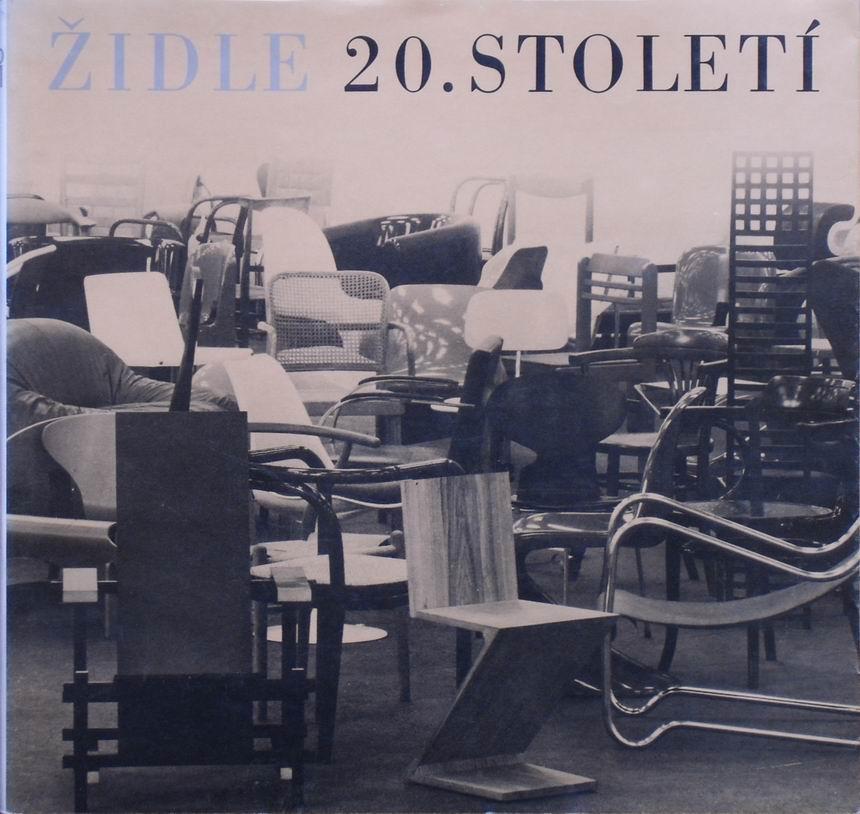 katalog Židle 20 století