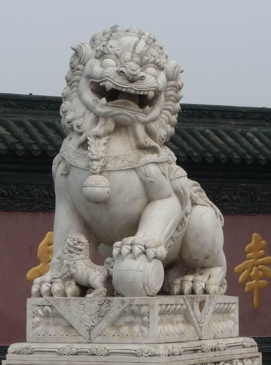čínský lev
