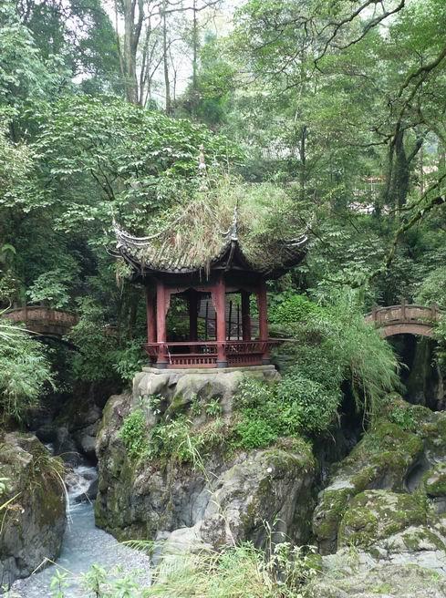 Emei Shan, Sichuan