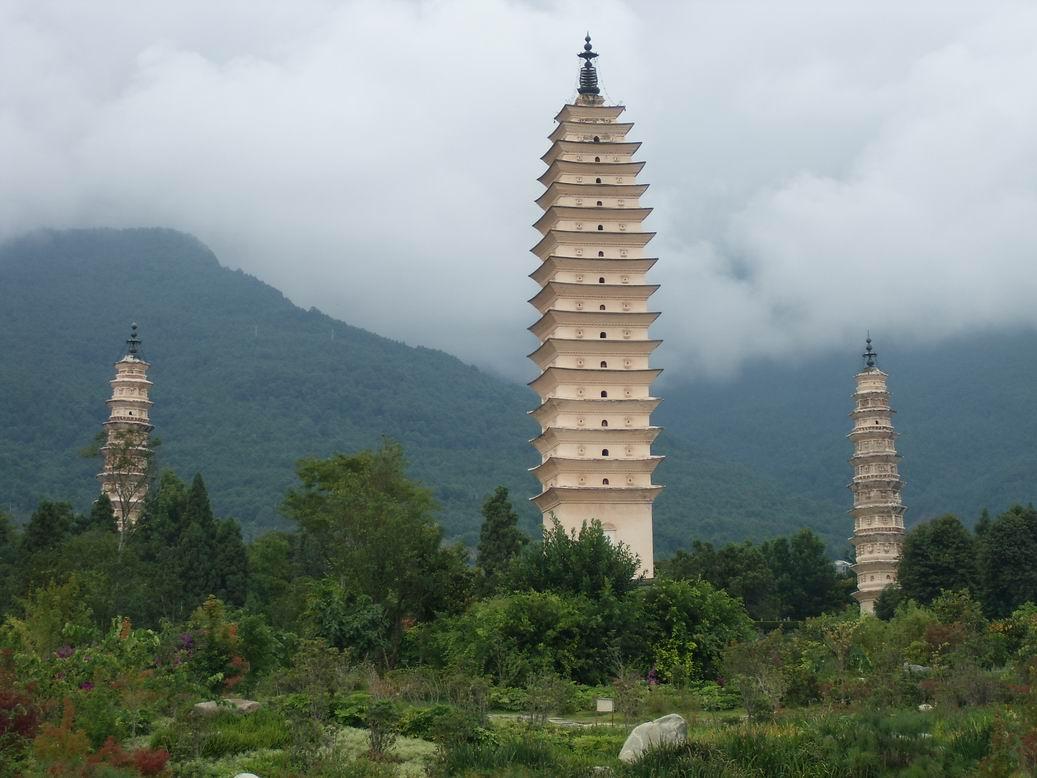 pagody-dali-cina