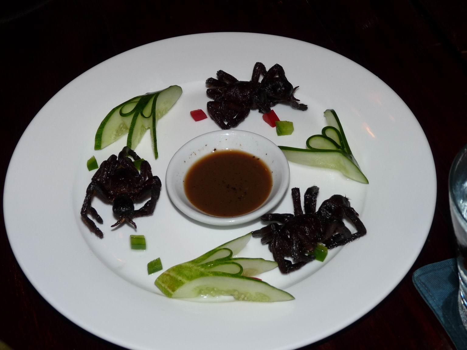 tarantule-kambodza