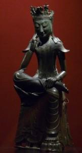 Korea bodhisattva Maitreya