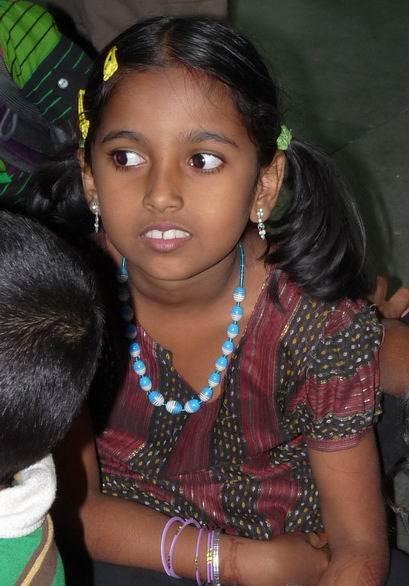 děvče z Kéraly
