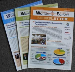 obálky HW Newsletteru